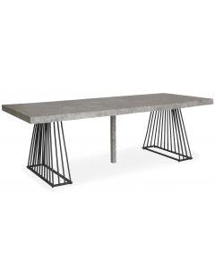 Factory Ausziehbarer Tisch Marmor Effekt