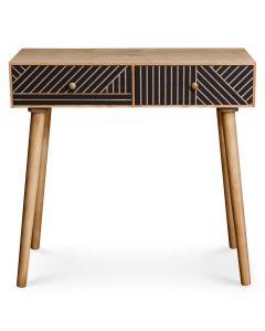 Table Console Gerald en Bois
