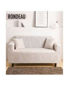 Decoprotect 2-Sitzer Stretch Sofabezug Rondeau