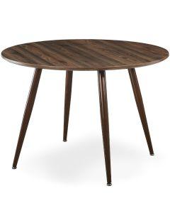 Table scandinave Nina Bois Noisette