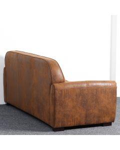 Club Perle 3-Sitzer Sofa mit Stoffbezug Vintage