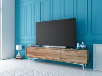 Wie gestaltet man einen TV-Schrank neu?