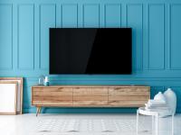Wie baut man einen TV- Schrank aus Holz?
